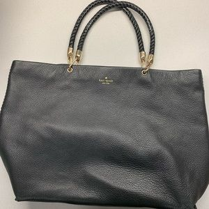 Gorgeous Soft Leather Kate Spade Tote